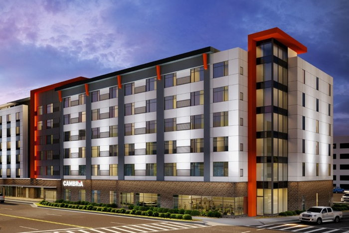 Choice Hotels International, Inc. (NYSE: CHH) has signed an agreement with Bob Patel, CEO of Hawkeye Hotels, to develop the Cambria Hotel Downtown Minneapolis. The hotel, slated to open in 2020, marks