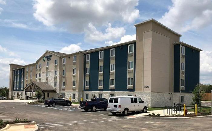 WoodSpring Suites San Antonio Stone Oak Hotel Opens
