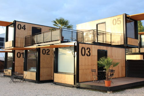Tiny Home Designs: AccorHotels Launches Mobile Temporary Accommodation