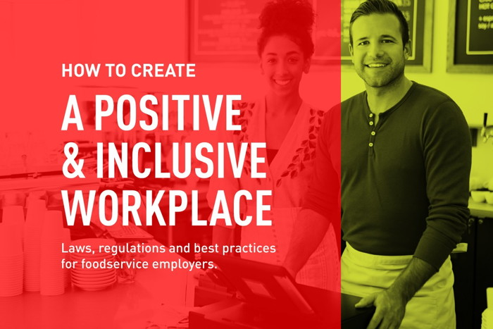 Now more than ever, restaurateurs should utilize every opportunity to leverage a positive workplace culture to strengthen the Canadian foodservice industry. Restaurants Canada and Centennial College h