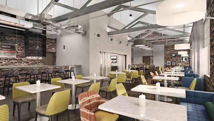 Hampton Inn by Hilton Petaluma - Dining Area