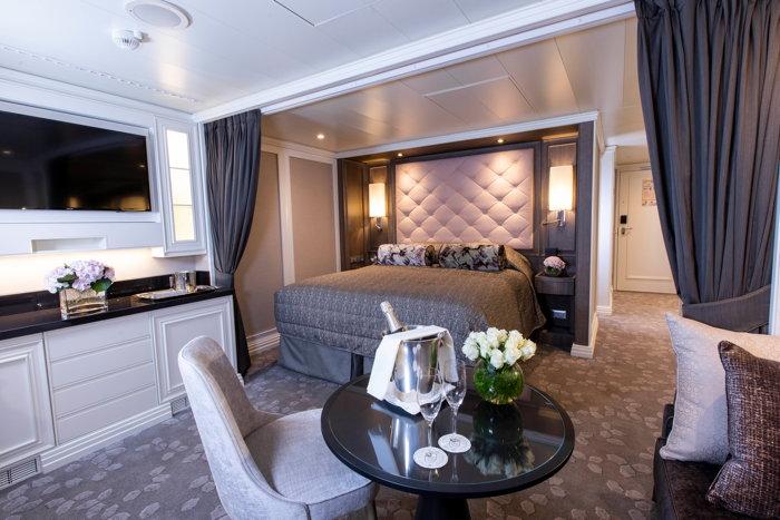 The Concierge Suites on Seven Seas Splendor