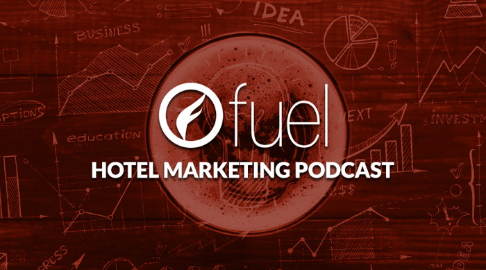 Fuel Hotel Marketing Podcast logo