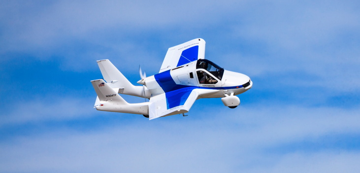 Transition®  Flying Car