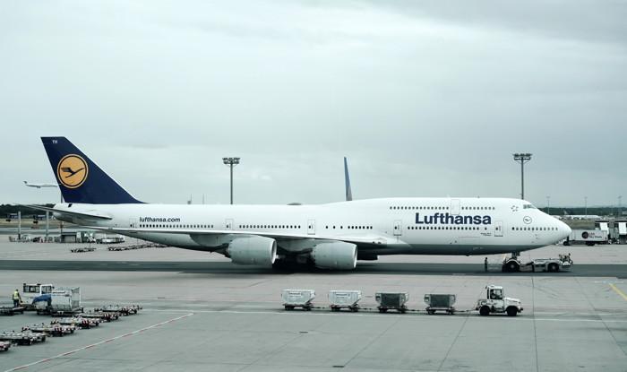 A Lufthansa Jumbo Jet - Photo by Nick Herasimenka on Unsplash