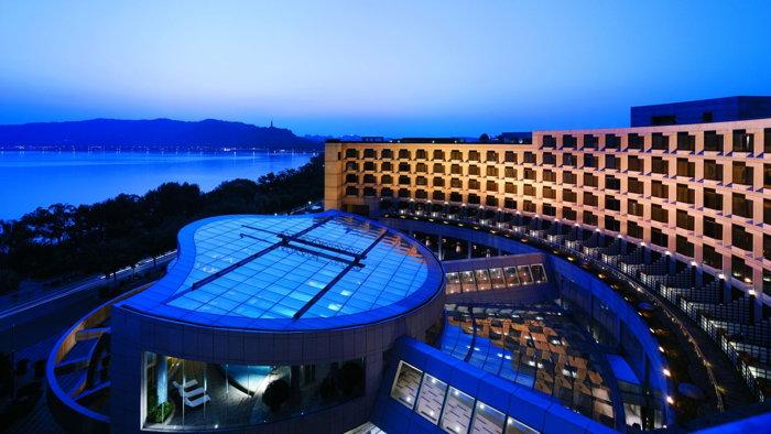 Hyatt Regency Zhenjiang Hotel - Exterior