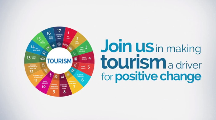 Promotional image for Tourism4SDGs.org