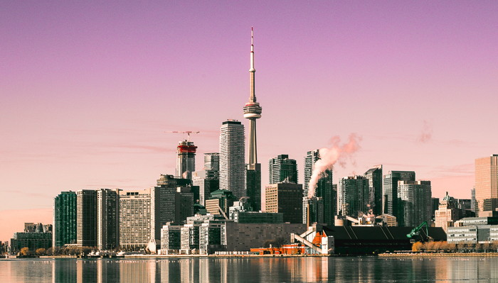 Toronto Skyline - Photo by Jorge Vasconez on Unsplash