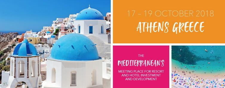 Promotional image for Mediterranean Resort & Hotel Real Estate Forum (MR&H)