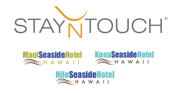 StayNTouch and Seaside Hotels logos