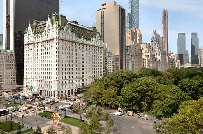 The Plaza, New York's Iconic Hotel Improves Uniform Operations by Implementing RFID Technology