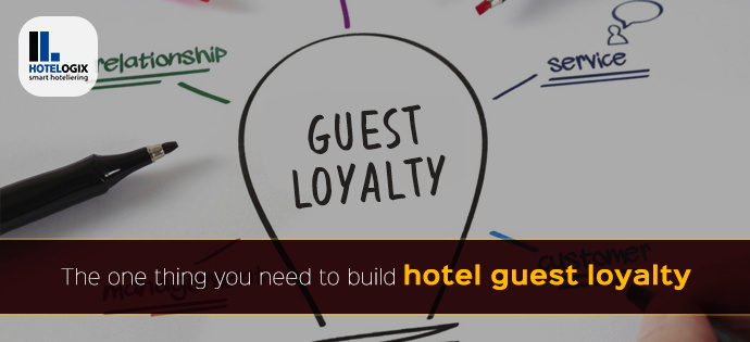 Illustration - guest loyalty concept