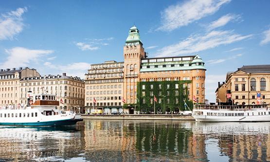 The Strand Stockholm - Exterior