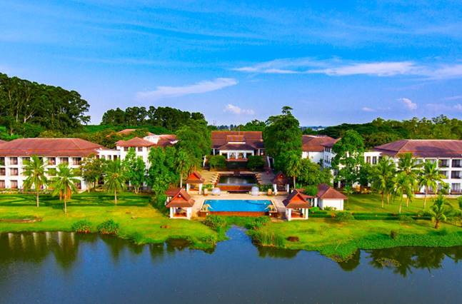 Rendering of the Tawaravadee Resort