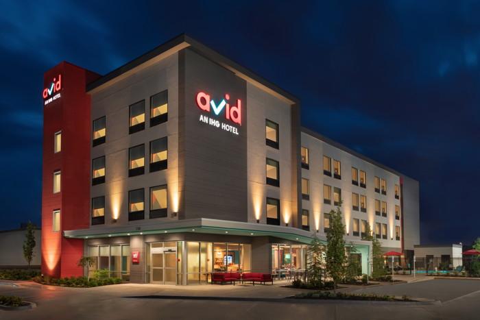 avid hotel Oklahoma City-Quail Springs - Exterior