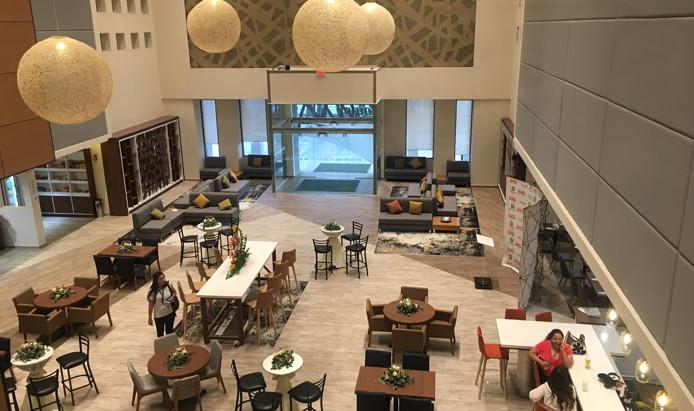 Holiday Inn Ciudad Juárez - Lobby