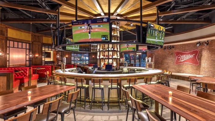 Miller Tavern & Beer Garden - Interior