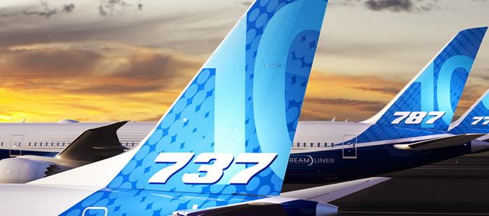 Various Being airplanes