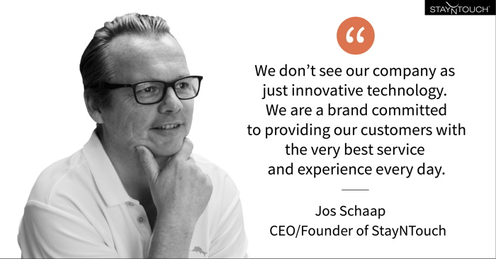 StayNTouch CEO Jos Schaap Shares His Vision For The Future Of Hotel Technology