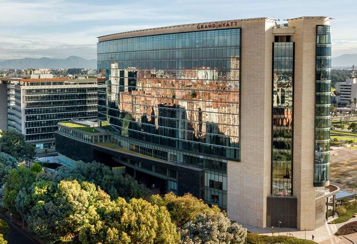 Grand Hyatt Bogota Hotel - Exterior