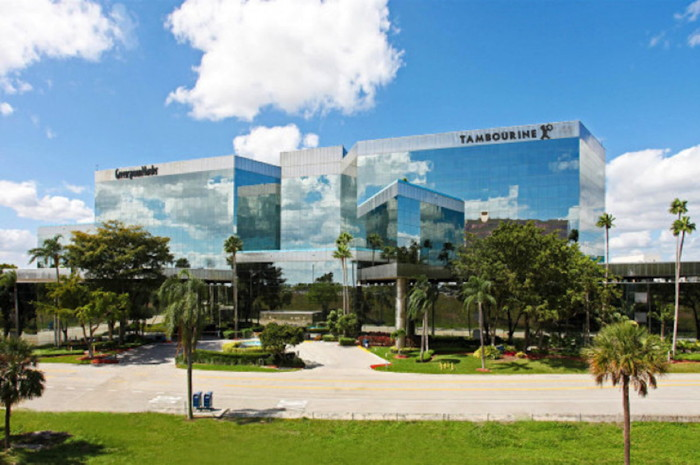 Trade Center South in Fort Lauderdale