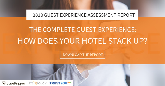 Report Cover - The Complete Guest Experience