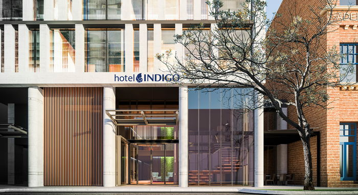 Hotel Indigo Adelaide Markets to Open in 2020