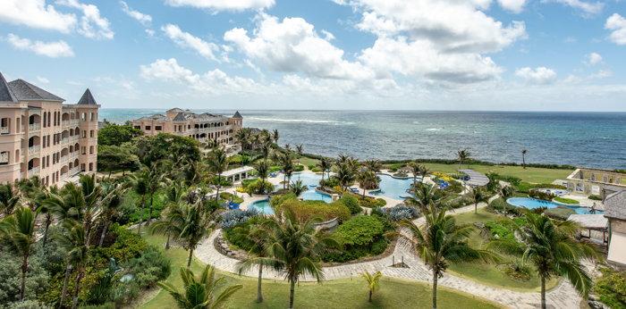 Crane Resort in Saint Philip, Barbados - Exterior