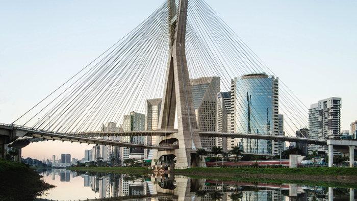 Four Seasons Hotel São Paulo - Exterior