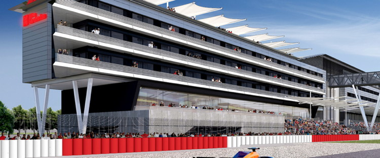 Hilton to Open First Hotel at Silverstone Race Circuit