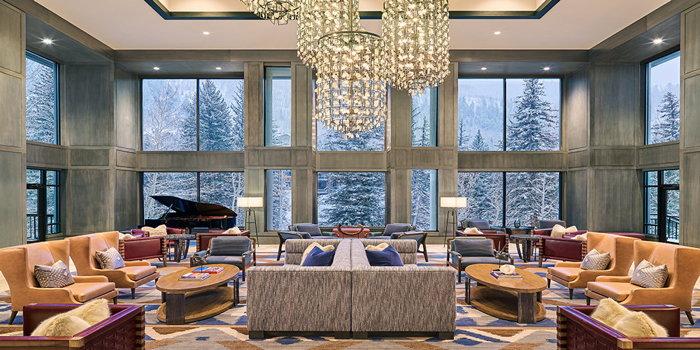 Hotel Talisa - Lounge