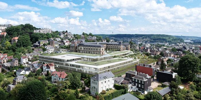 Hyatt Place Rouen Hotel to Open 2021 in France
