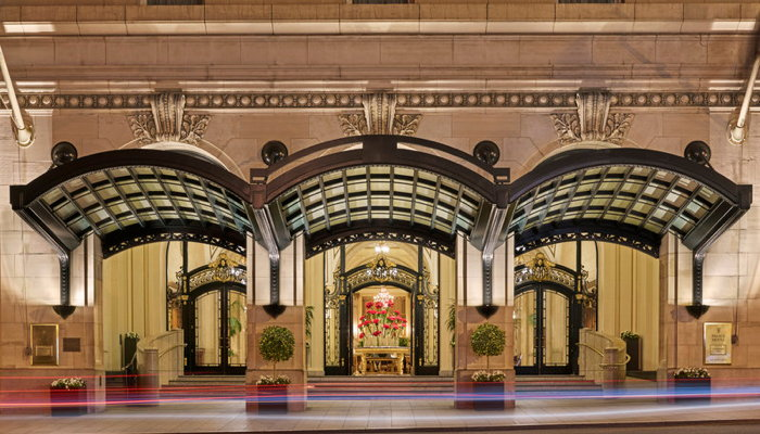 The Palace Hotel, a Luxury Collection Hotel in San Francisco - Entrance