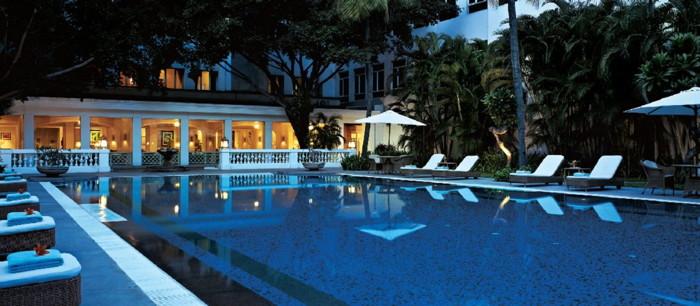 Taj Connemara Chennai Hotel - Pool