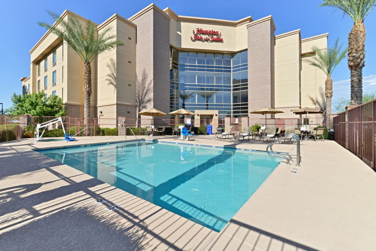 Hampton Inn & Suites Chandler, AZ - Exterior