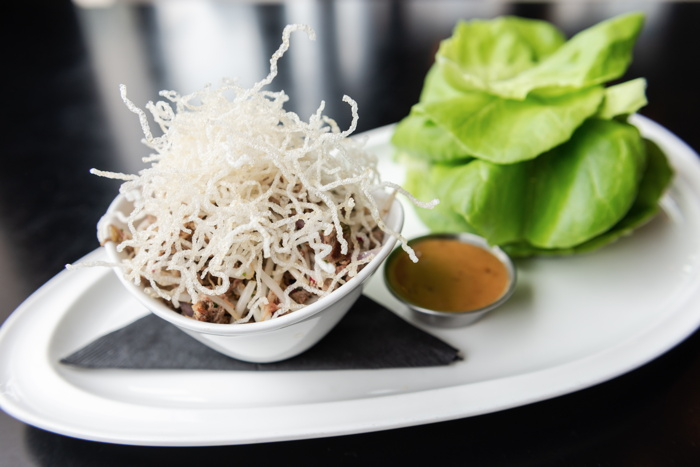Impossible Lettuce Wraps