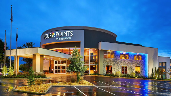 Four Points by Sheraton Little Rock, Arkansas - Exterior
