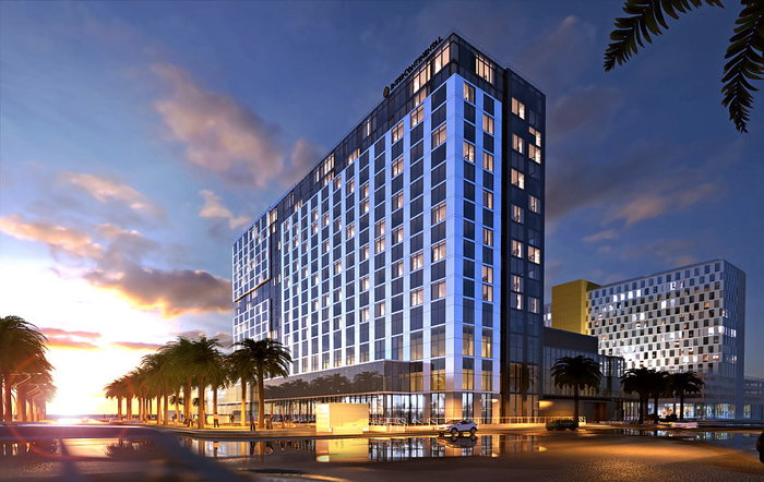 New Build 400 Room InterContinental San Diego Hotel Opens