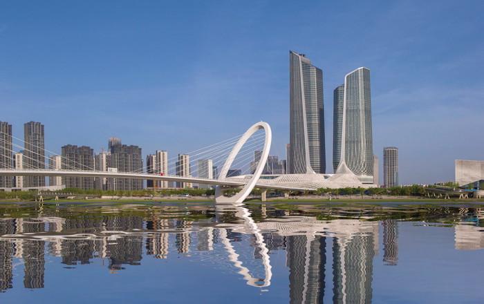 Jumeirah Nanjing Hotel - Exterior