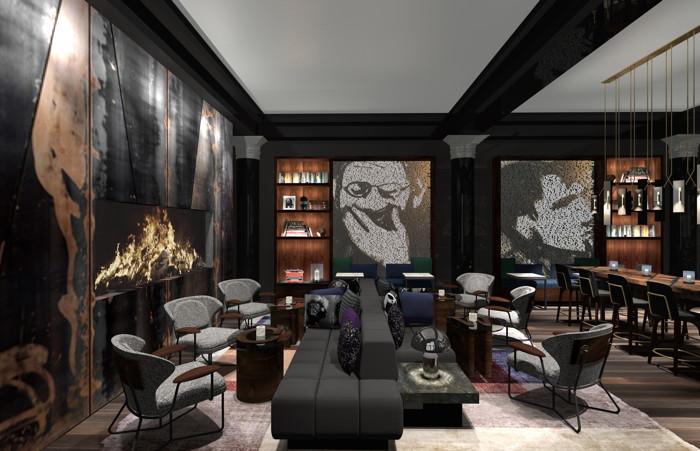 Hotel Emblem Lounge