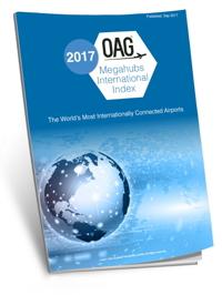 OAG Megahubs International Index - cover