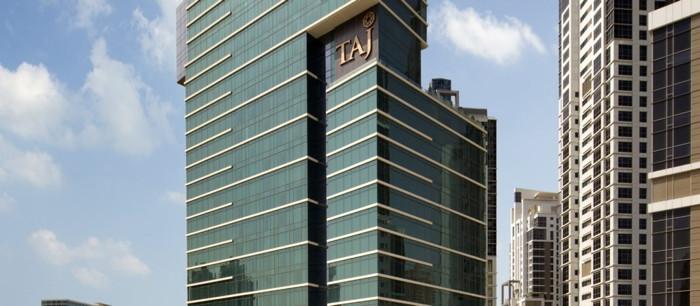 Unnamed Taj Hotel exterior