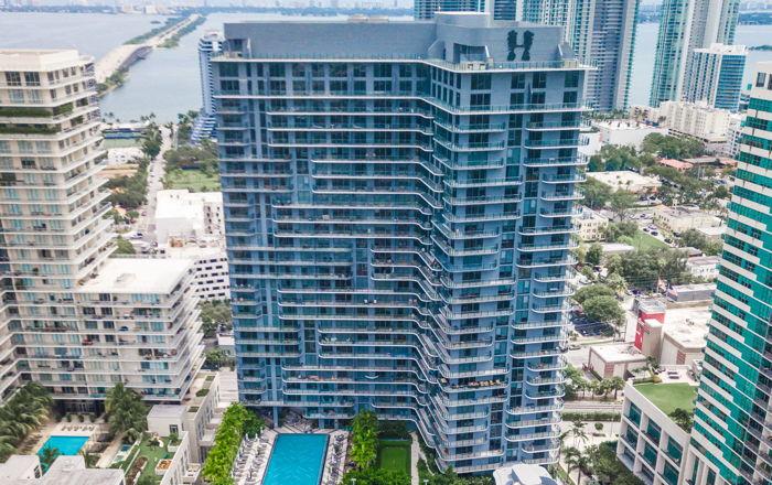 HYDE Hotel & Residences Midtown Miami - Exterior