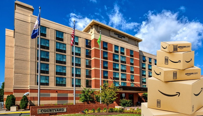 Courtyard by Marriott Dulles Airport Herndon - Exterior