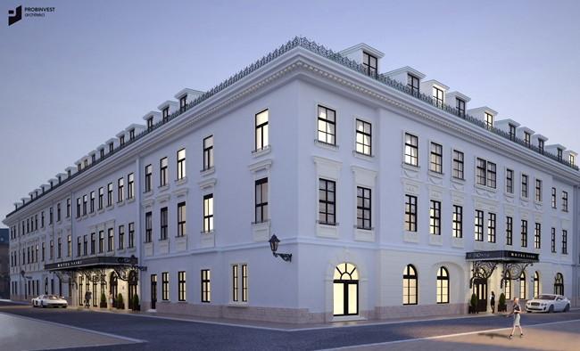 Hotel Saski Krakow - Exterior