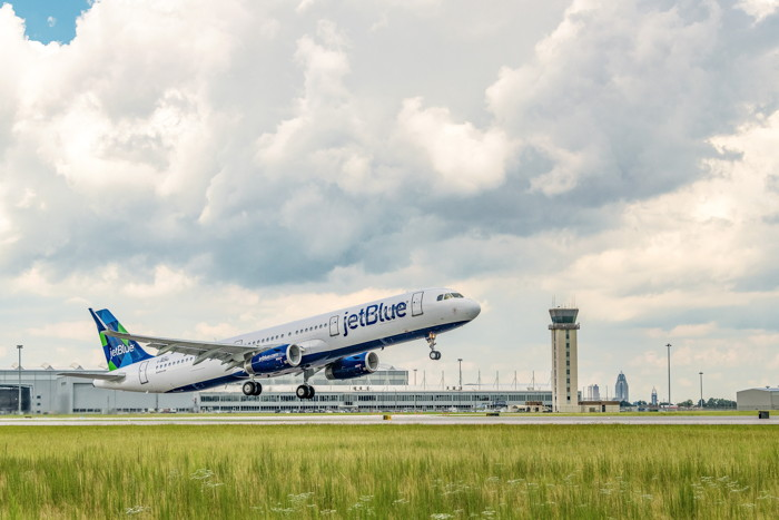 JetBlue A321 Aircraft