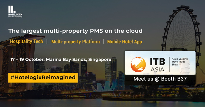 Hotelogix to Exhibit Its Suite of Multi-property PMS at ITB