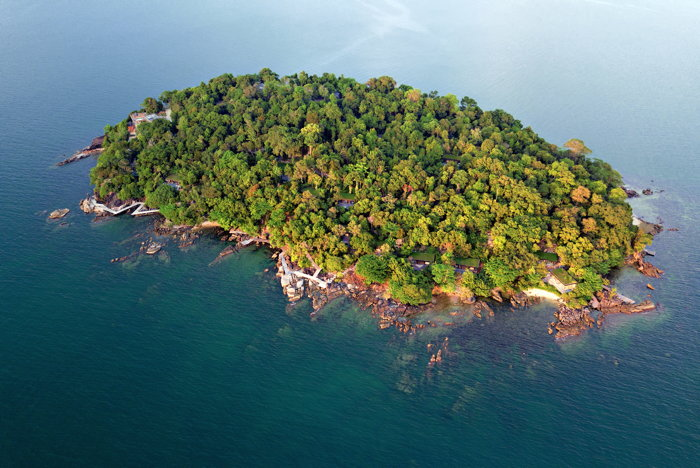 Six Senses Krabey Island in Cambodia Opening this December