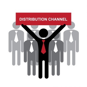 Illustration - Distribution Channle