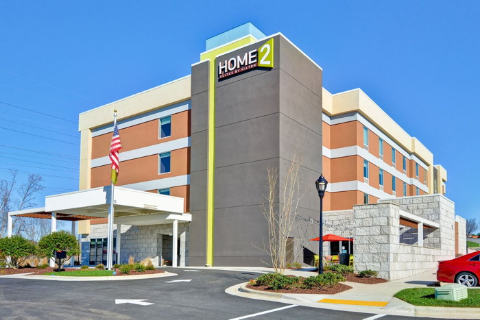 Home2 Suites by Hilton Winston-Salem Hanes Mall - Exterior